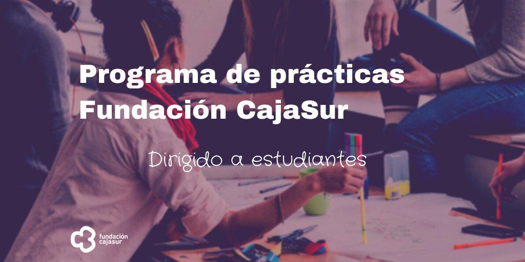 Becas Fundación CajaSur: nueva convocatoria para estudiantes