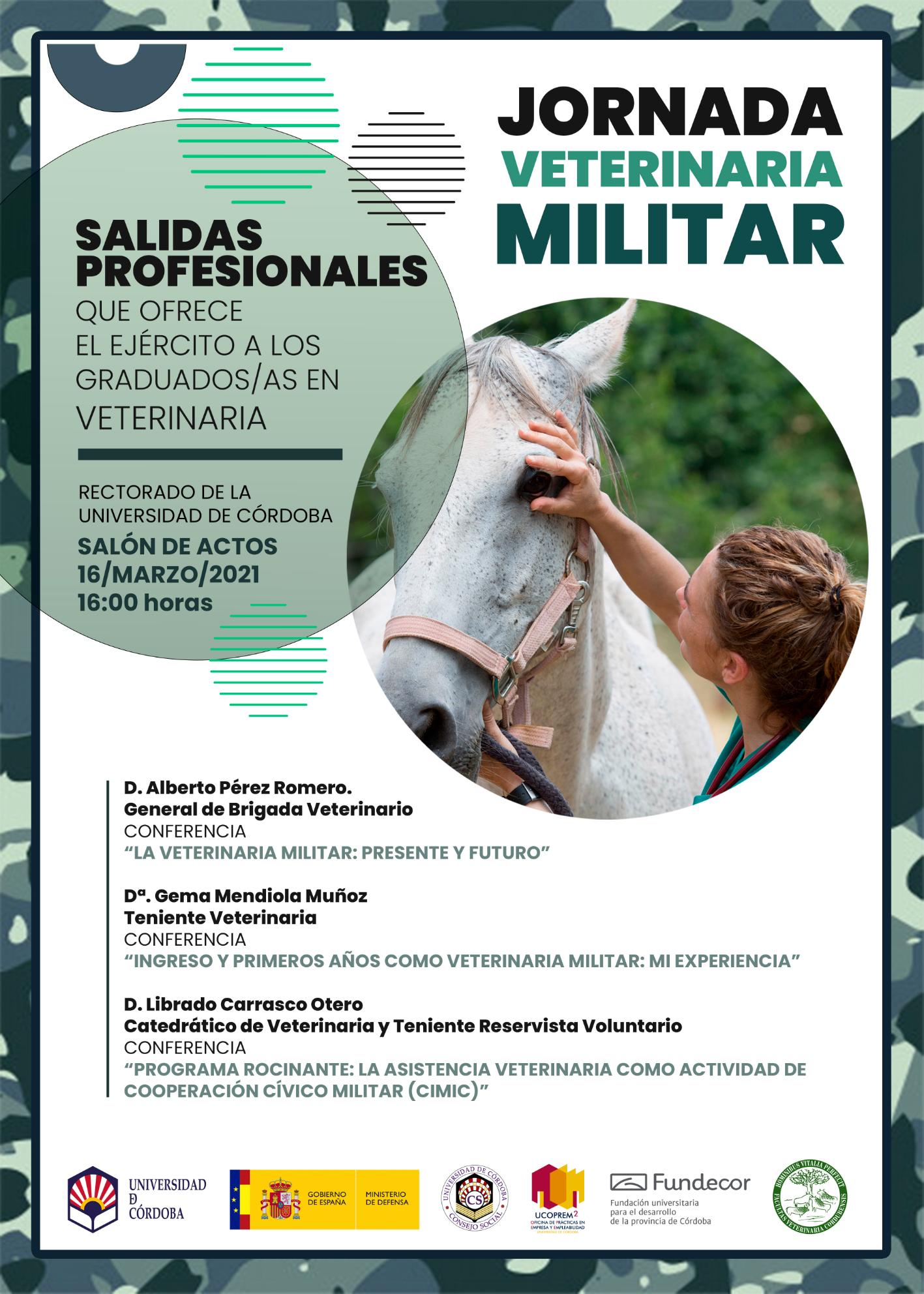 Jornada Veterinaria Militar