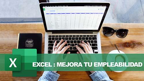 Excel: Mejora tu empleabilidad