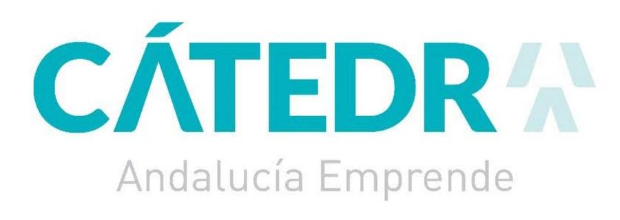 Logotipo Cátedra Andalucía Emprende