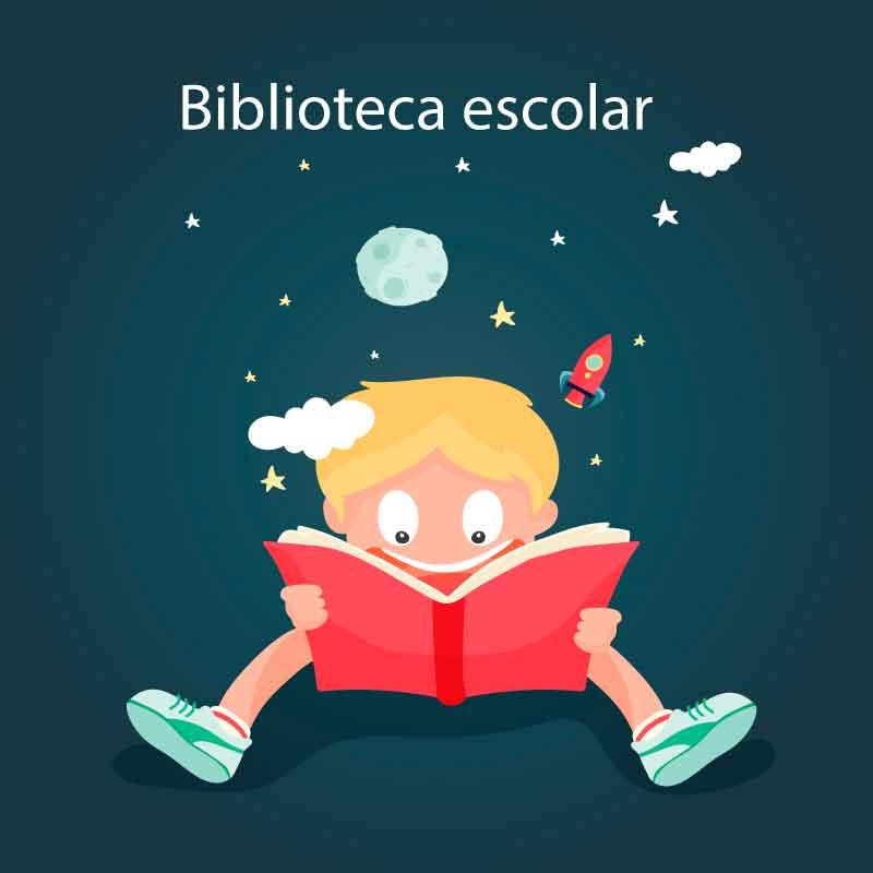 Biblioteca escolar: un espacio para el aprendizaje