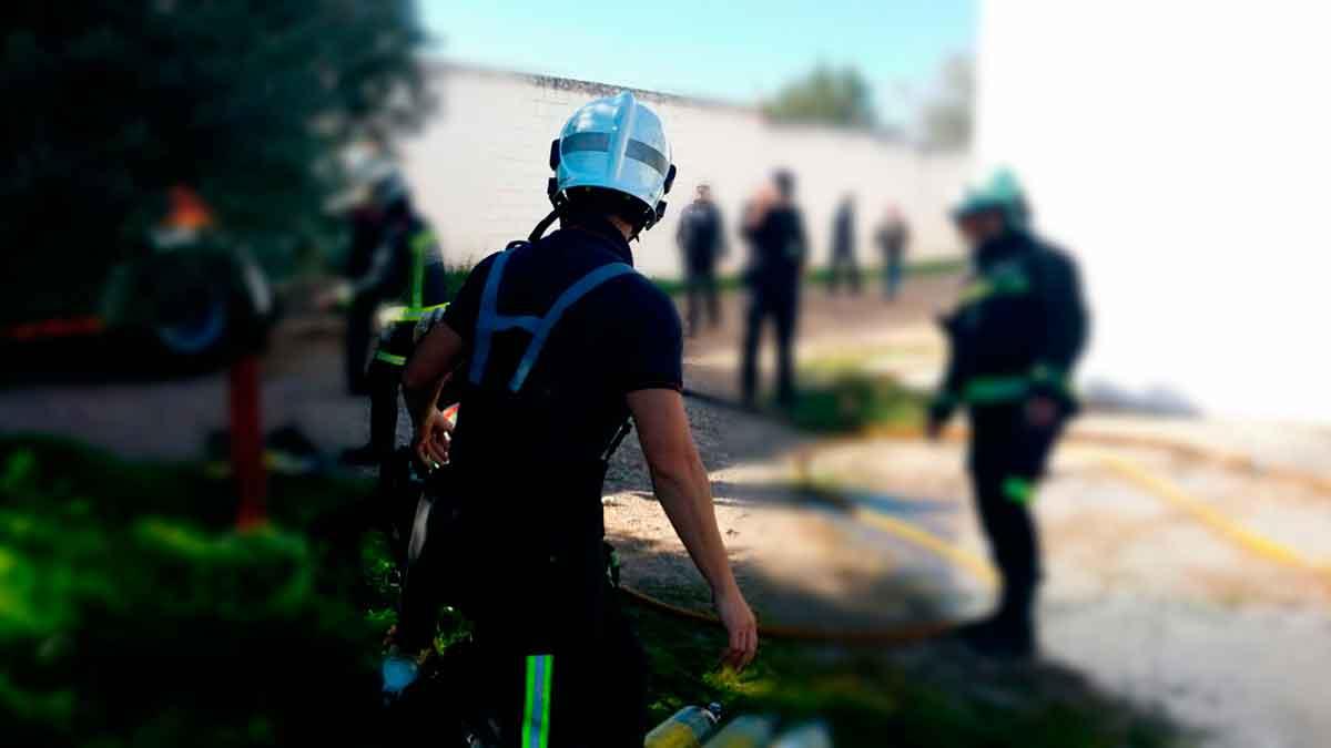 Prevención de Riesgos Labores para bomberos