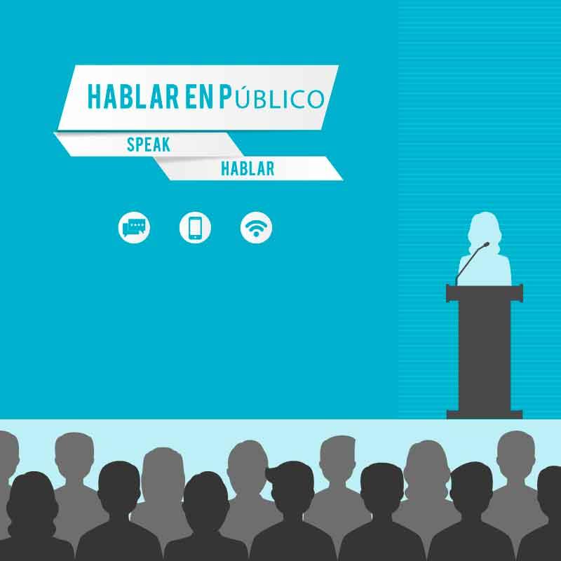Cómo hablar en público: habilidades didácticas para la comunicación