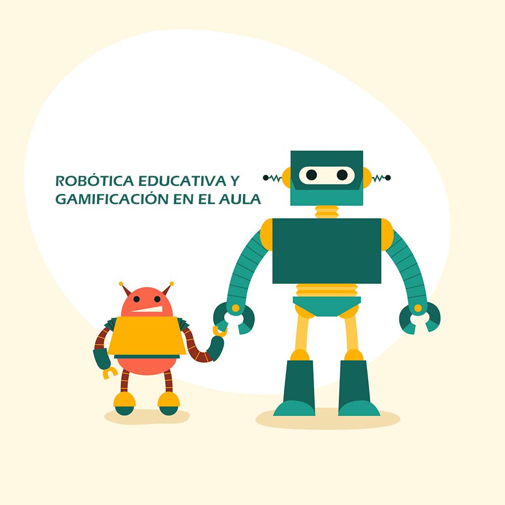 Alumna del curso de Robótica educativa y gamificación en el aula