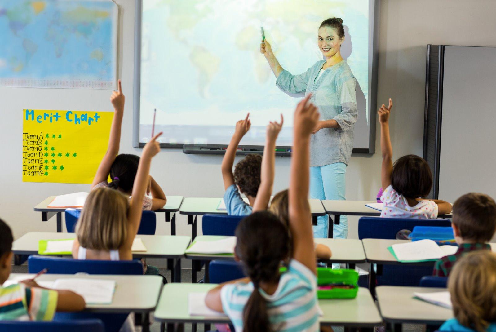 La Pizarra Digital interactiva en la enseñanza