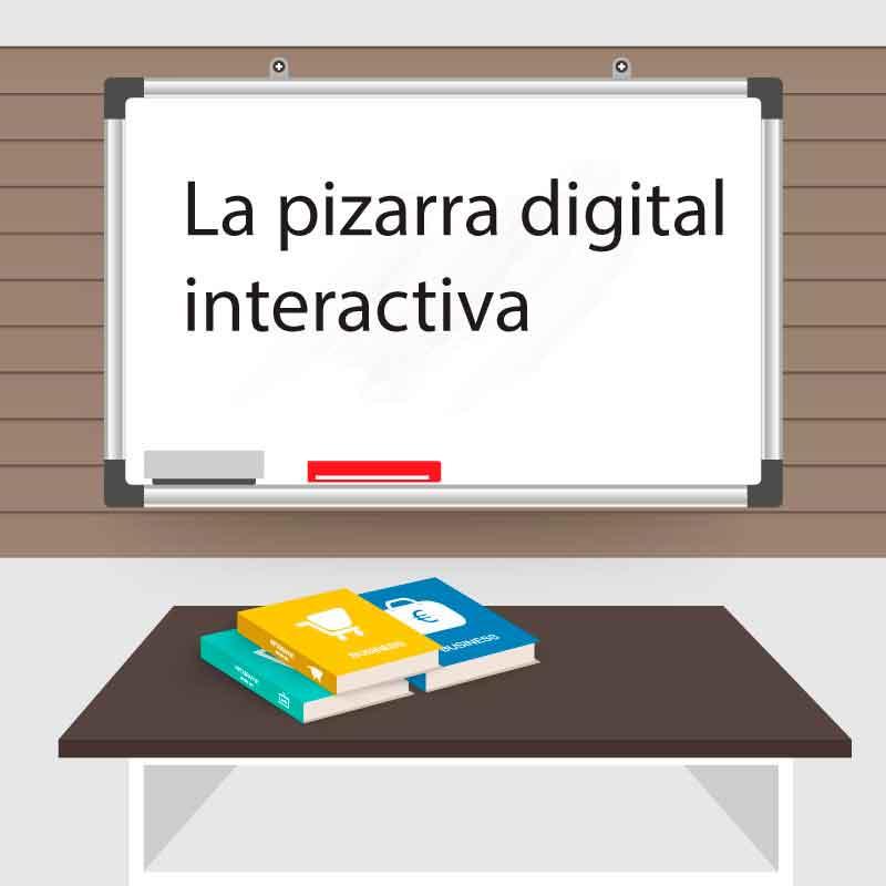La pizarra digital interactiva