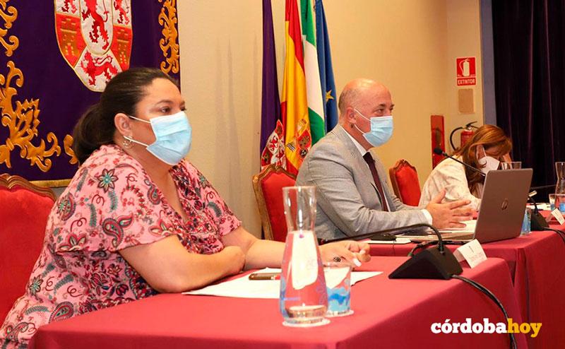 Diputación aprueba por unanimidad un convenio con Fundecor y mancomunidades para iniciativas emprededoras