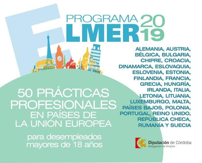 Programa de Prácticas Elmer 2019: Diputación Provincial de Córdoba