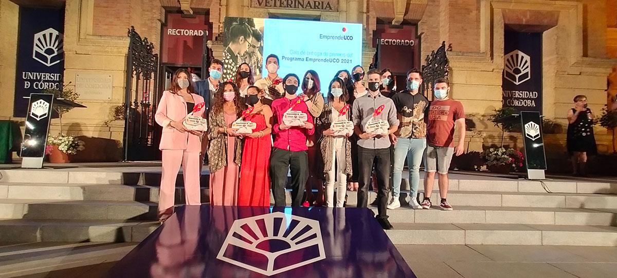 Romboide Studio, un proyecto de transformación digital para la arquitectura y la construcción, ganador el premio EmprendeUCO 2021