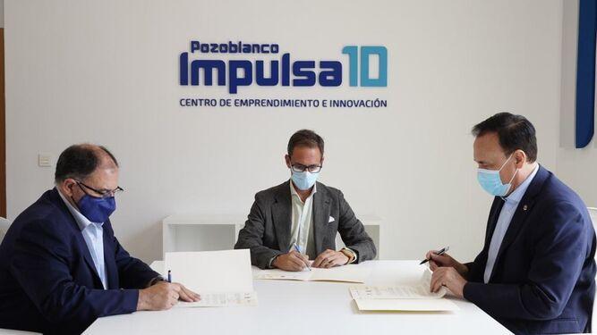 El Centro Impulsa 10 de Pozoblanco acogerá un ecosistema de innovación y emprendimiento