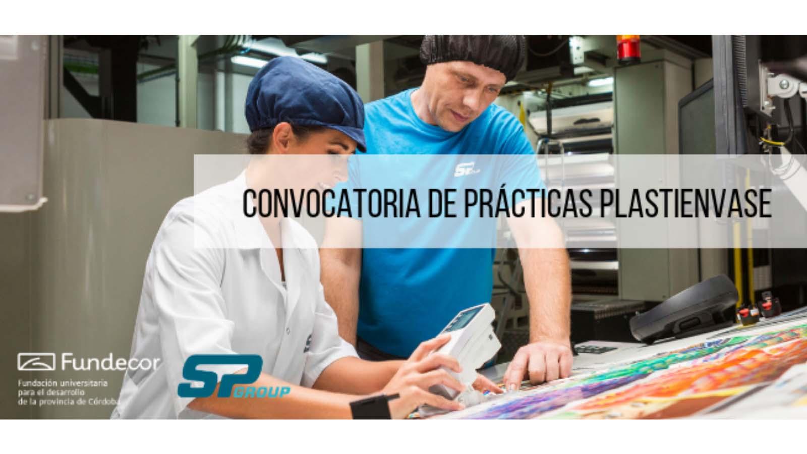3 prácticas en Plastienvase