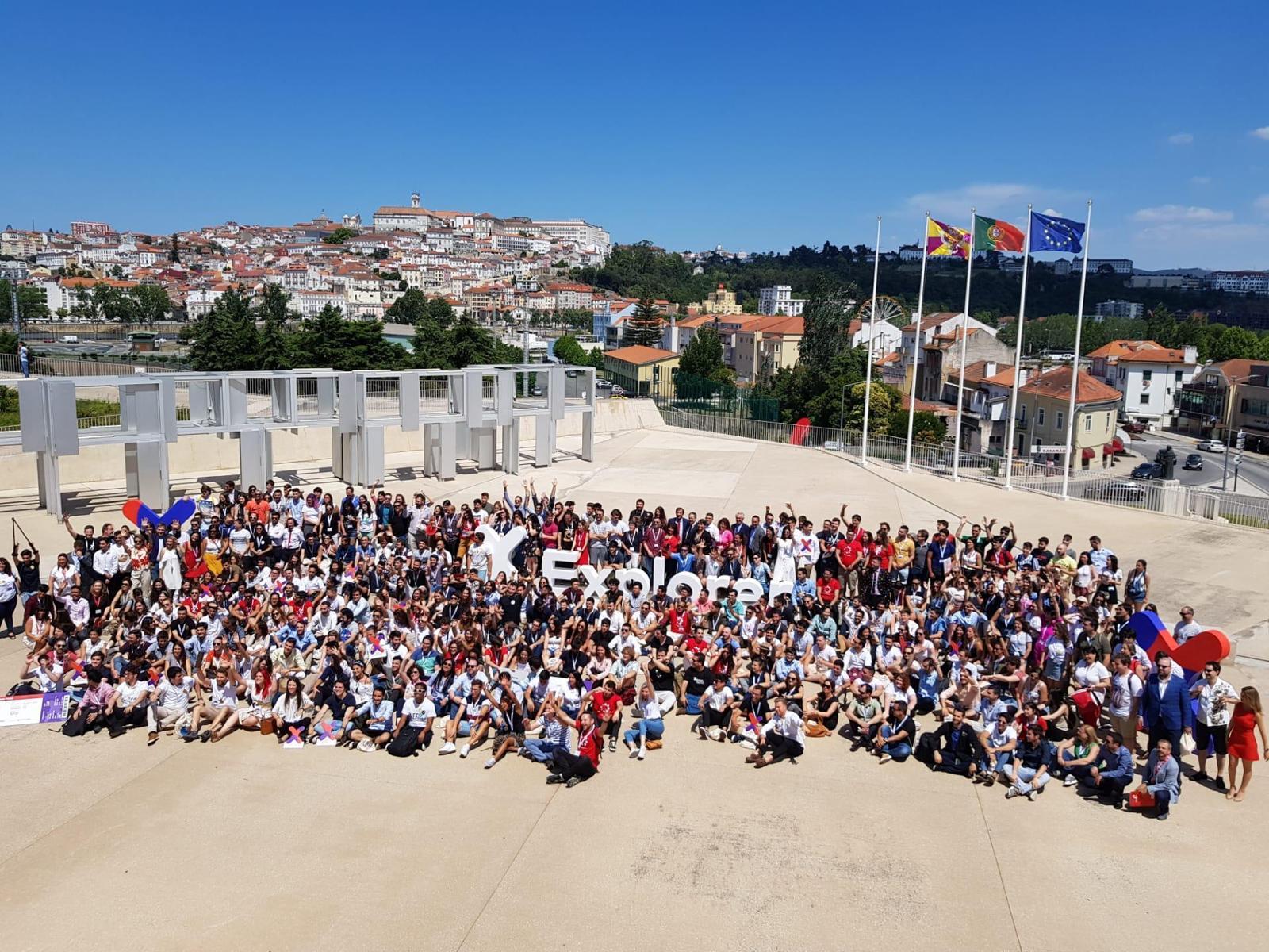 Explorer Day en Coimbra