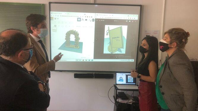 Más de 80 alumnos participan en el programa Conoce Córdoba a través del emprendimiento