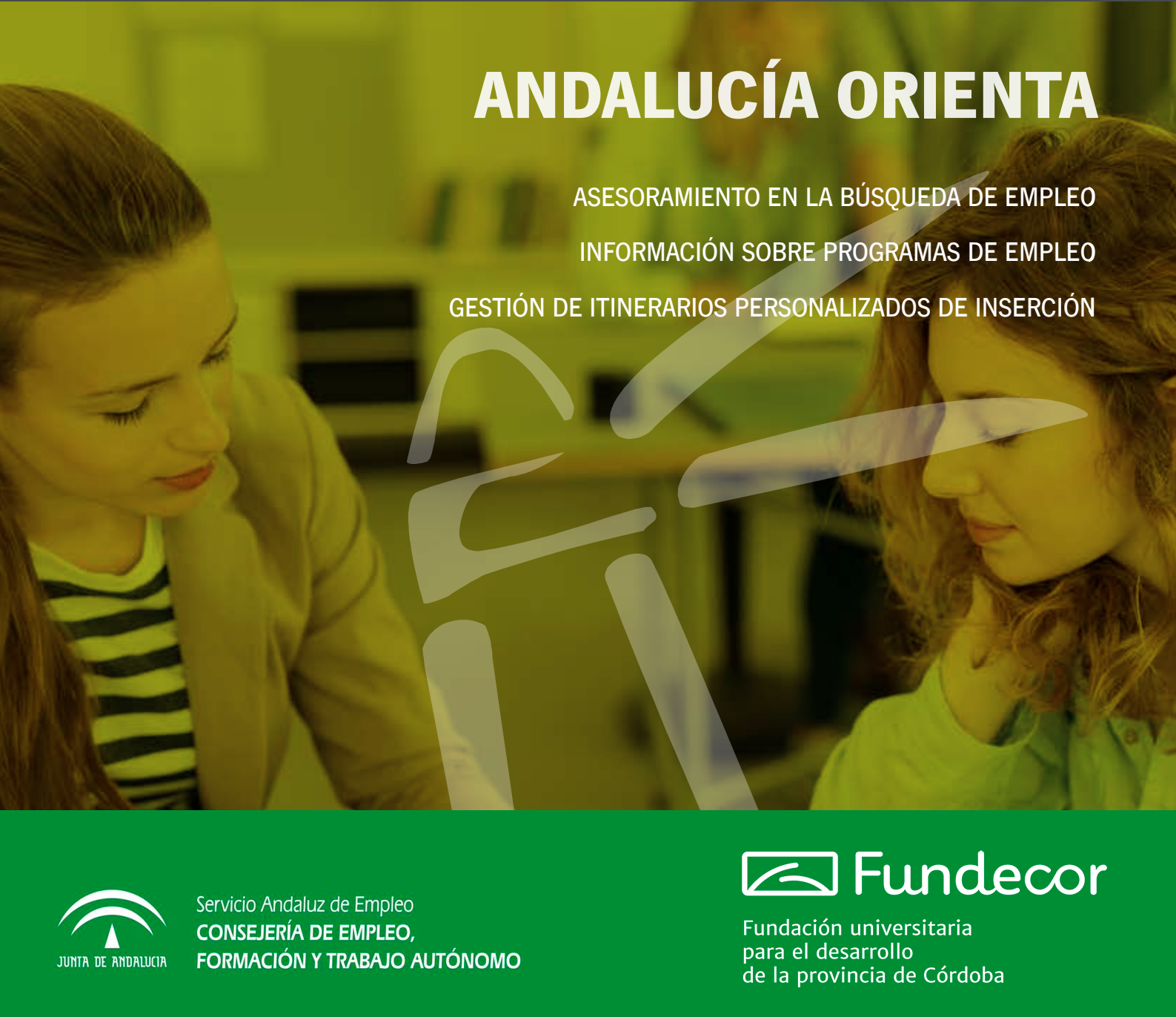 Andalucía Orienta Fundecor